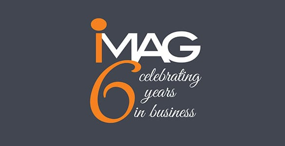 iMAG is 6 today!