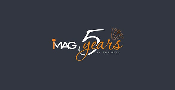 iMAG is 5 today!